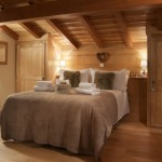 Choucas double or twin en-suite bedroom