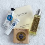 L'Occitane pampering