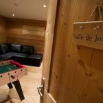 chalet morzine sleeps 14 games room