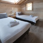 Chalet Les Gentianes Twin Room