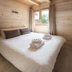 Chalet Les Gentianes Double or Twin Room