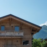 Chalet Les Gentianes and the Point de Nyon Morzine