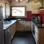 Self Catered Chalet Kitchen