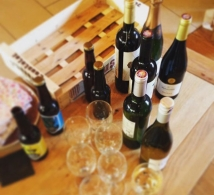 Wine tasting with Adam from Le Verre Gourmand