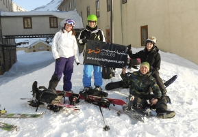 Skiing in Italy | Col Du Grand St Bernard 2012
