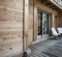 Self-catered chalet in Morzine – now only £240 per person per week