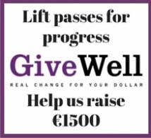 Lift Passes for Progress – Raising €1500 for GiveWell.org